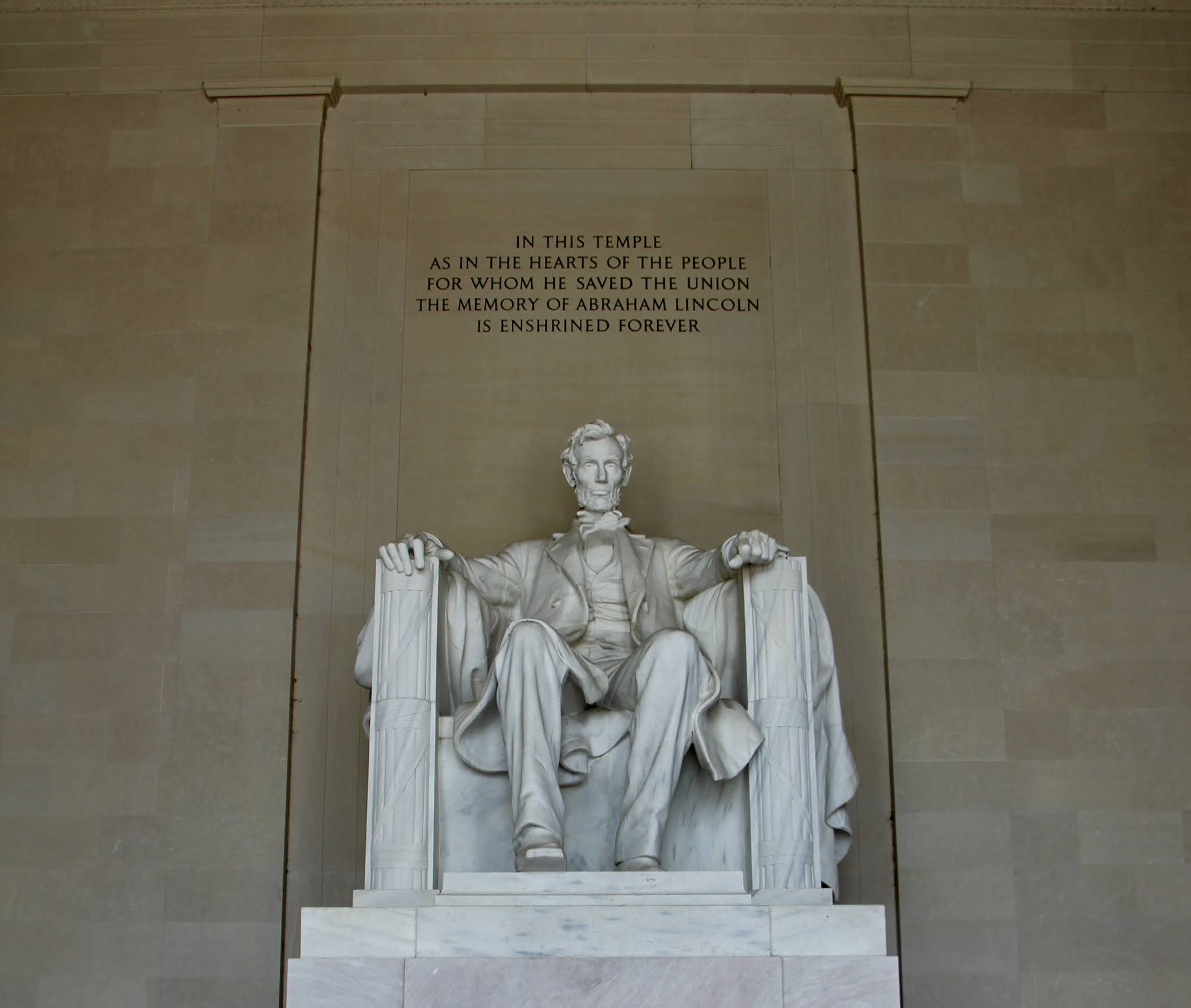 Lincoln memorial, dc travel guide