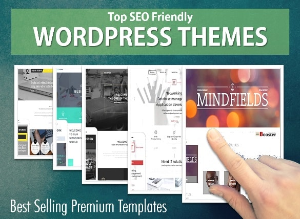 Top SEO Friendly WordPress Themes Best Selling Premium Templates