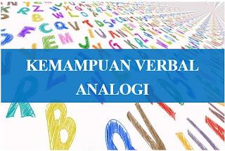Soal TIU CPNS Kemampuan Verbal (Analogi)