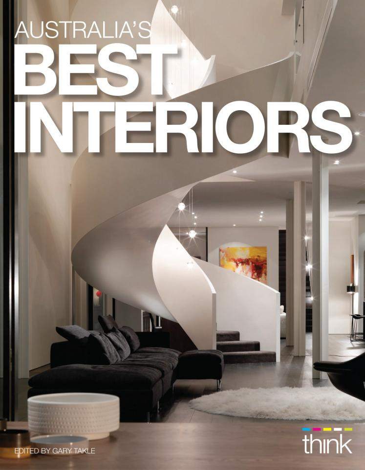 Art architecture library australia 39 s best interiors for Interior design and decoration textbook