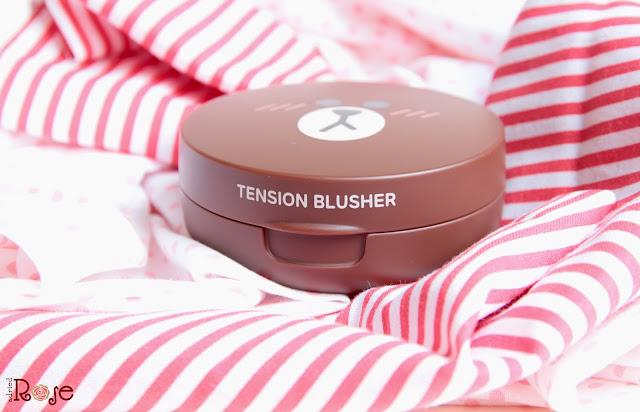 Missha x Line Friends Tension Blusher PK01