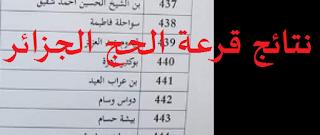 ننشر كشوف أسماء الفائزين في قرعة الحج عبر موقع الديوان الوطني ووزارة الداخلية الجزائر 2020-2021 - قائمة نتائج قرعة الحج 2020 ولاية أدرار,الشلف,الأغواط,أم البواقي,باتنة,بجاية وباقي الولايات