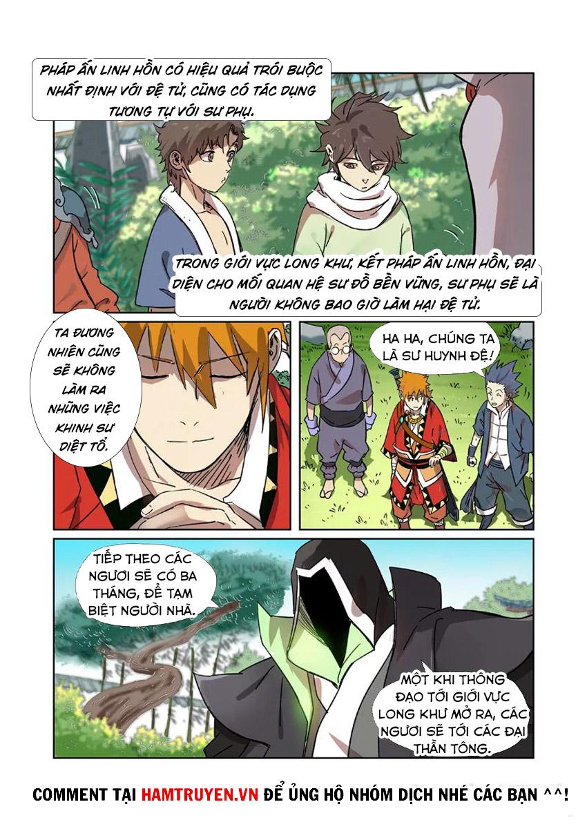 Yêu Thần Ký chap 288 - Trang 2