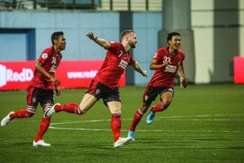 Streaming Bali United