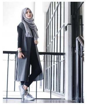 Fashion Blogger Fashion Muslim
