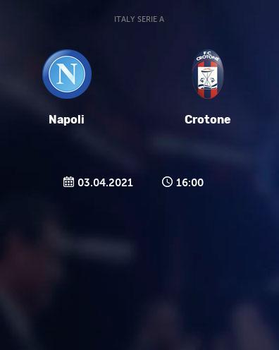 بث مباشر مباراة نابولي وكروتوني