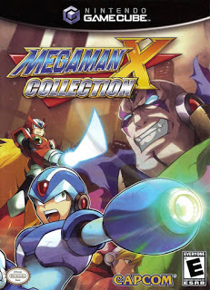 Mega Man X Collection ISO for GCN