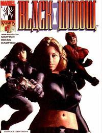 Black Widow (2001) Comic