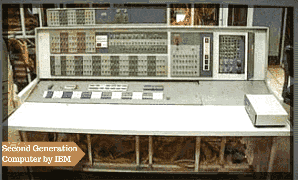 Second Generation of the Computer - IBM Series