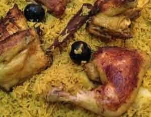 مجبوس الدجاج
