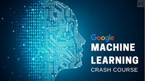 Free machine learning course by google