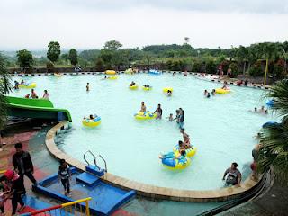 Indahnya Tempat Wisata Joglo Park