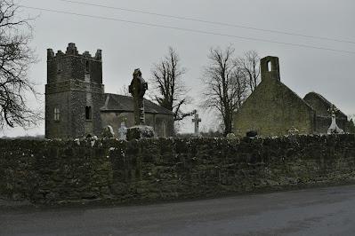 Ballinaclough Church Ruins, Tipperary