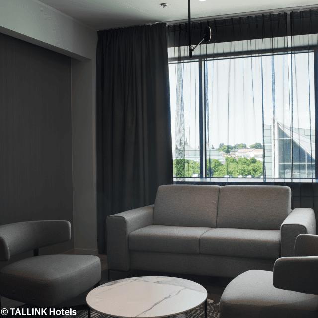 Tallink City Hotel  - Deluxe