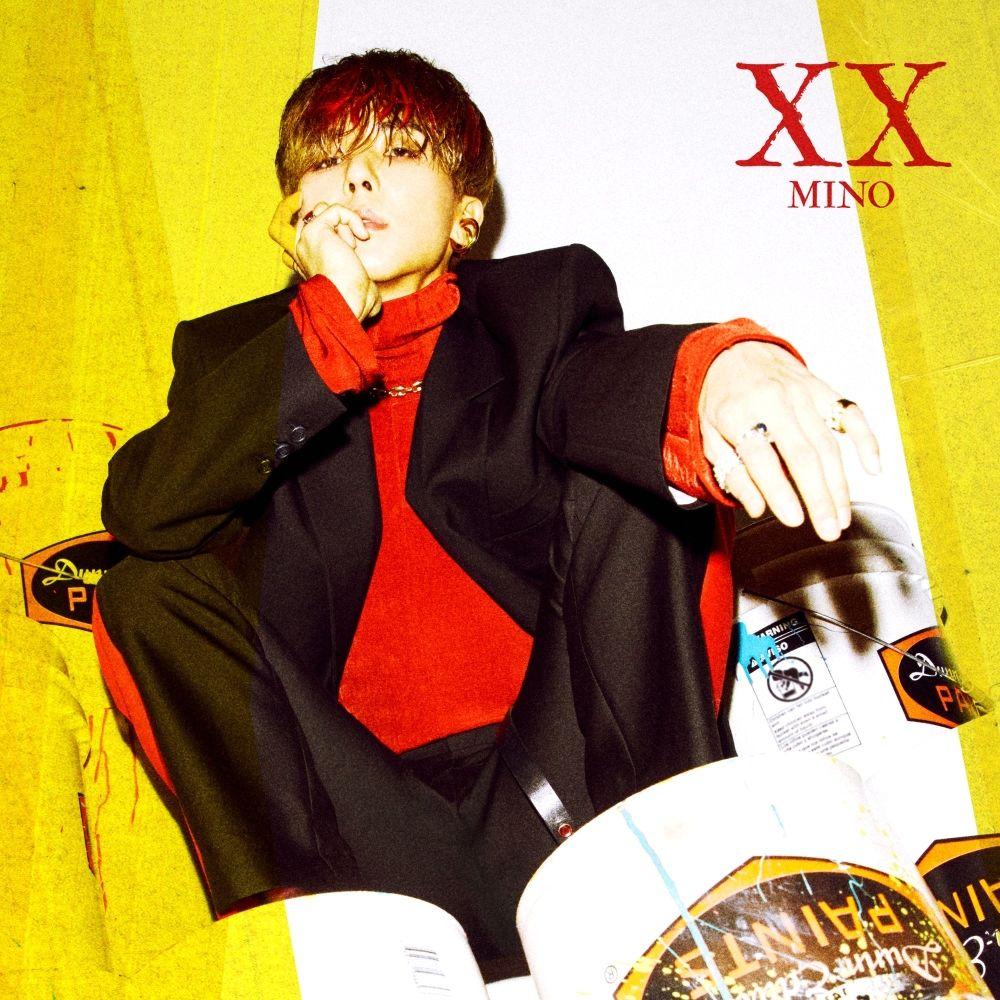 MINO – FIRST SOLO ALBUM : XX (FLAC + ITUNES PLUS AAC M4A)