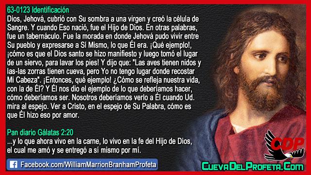 En el espejo de Su Palabra - William Branham en Español
