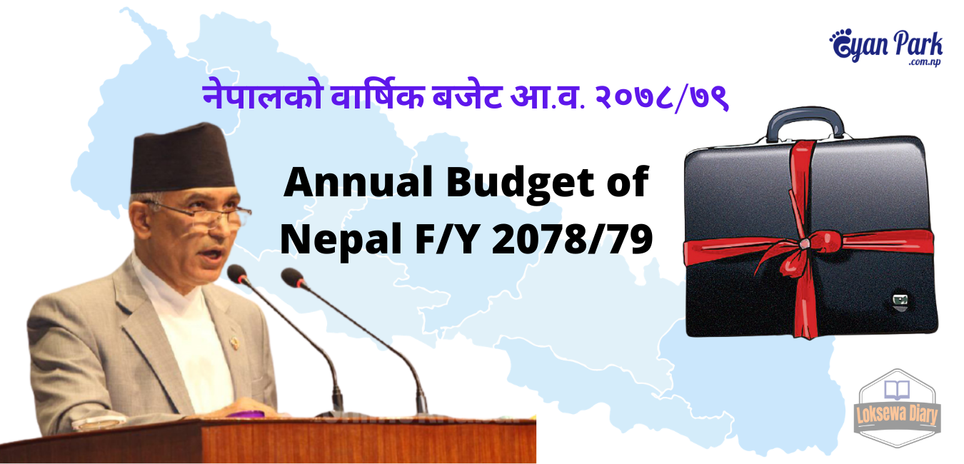 Nepal's Annual Budget F/Y 2078/079