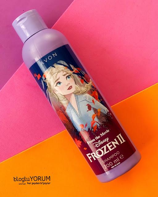 avon frozen şampuan