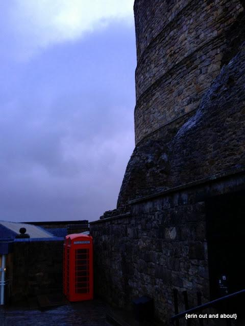 {ErinOutandAbout} Edinburgh Castle