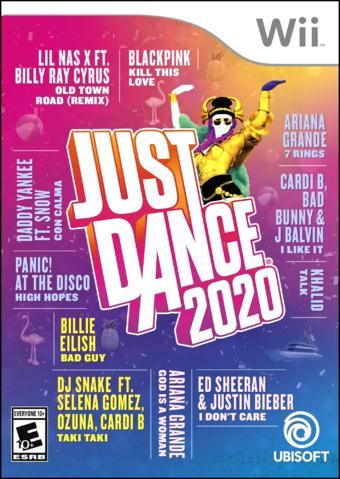 [NTSC] Just Dance 2020