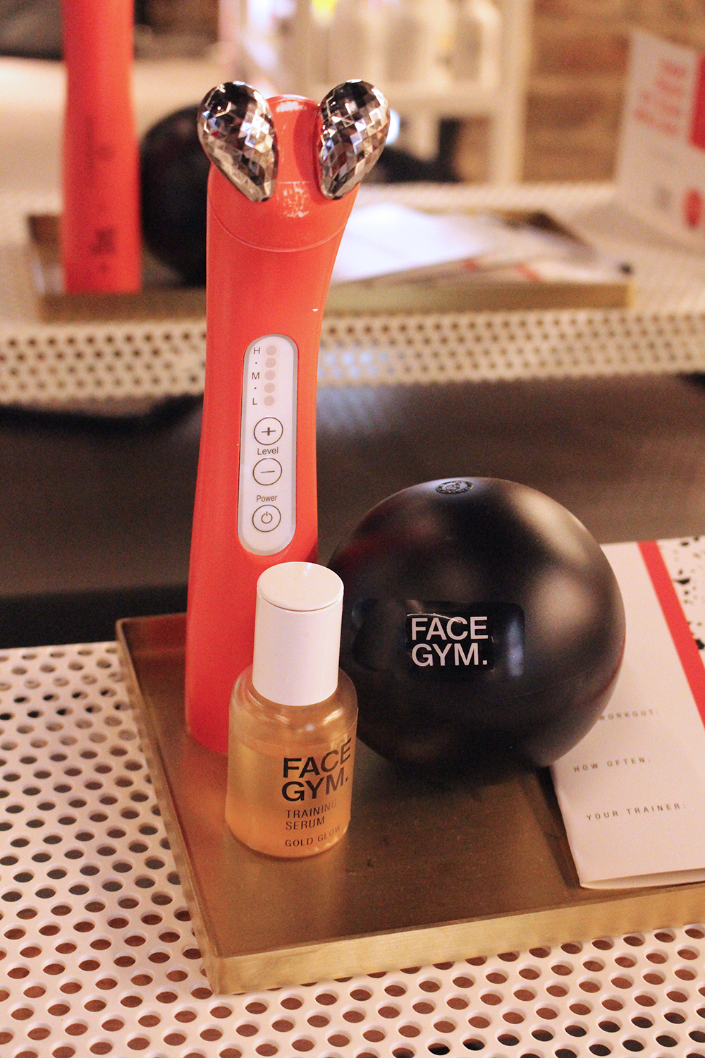 Facial at Facegym Coal Drops Yard, King's Cross - London lifestyle blog
