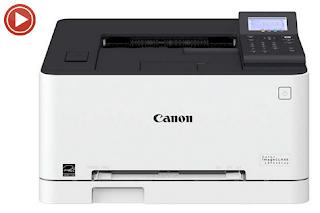 Canon Color imageCLASS LBP612Cdw Drivers download