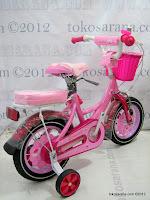 4 Sepeda Anak Erminio Jennife 12 Inci