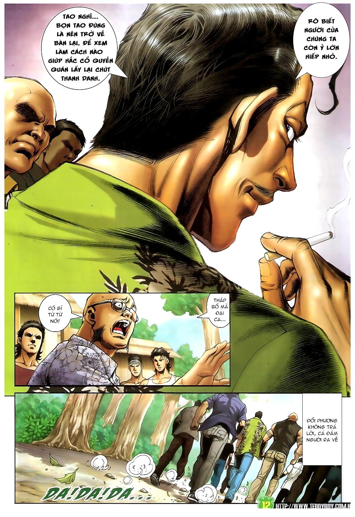Người Trong Giang Hồ - Chapter 1395: Phiên bản Đại Phi - Pic 9