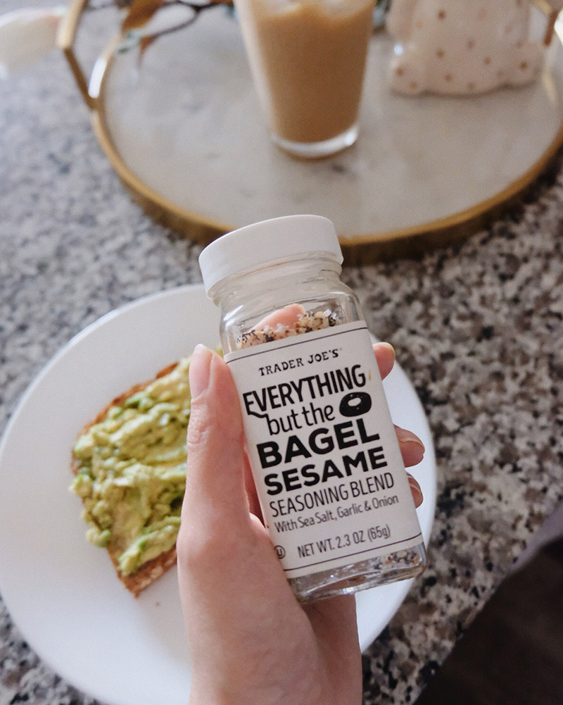 trader joes everything but the bagel dupe