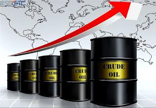 Στο υψηλότερο επίπεδο τριάμισι ετών η τιμή πετρελαίου