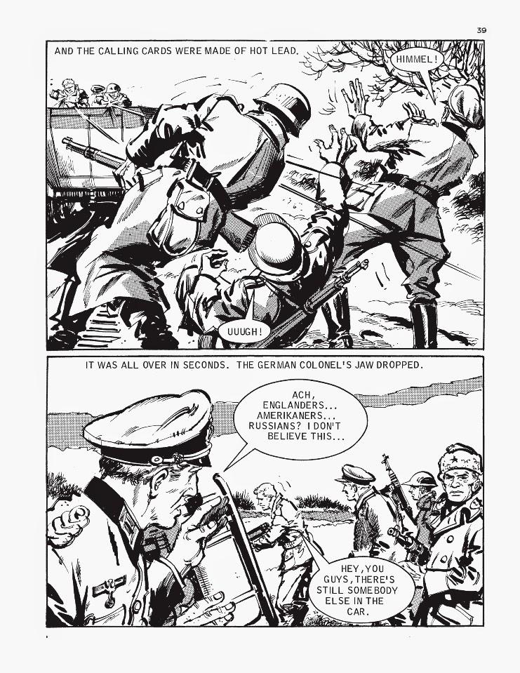 himmel in comics