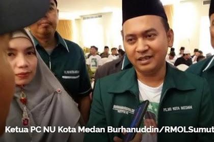 Gelapkan Dana Pengungsi Sinabung, Ketua NU Medan Dilaporkan ke Polisi