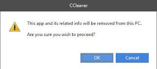 Cara Menghapus Aplikasi dengan CCleaner