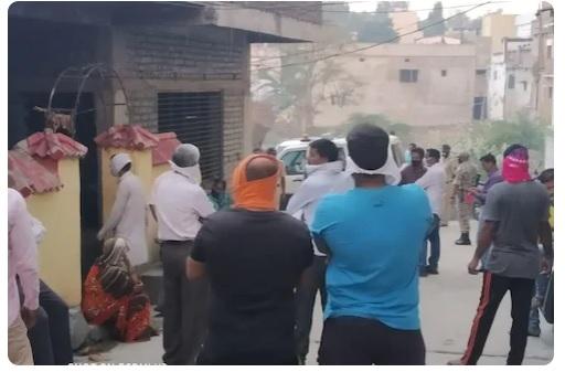 भाजपच्या ज्येष्ठ नेत्याच्या घरी हत्याकांड, बापानेच पोटच्या 2 मुलांना घातल्या गोळ्या  Chandrapur