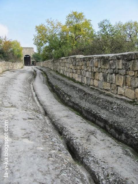 старинная дорога