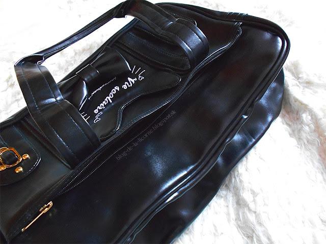 Cat Patch Tote Bag