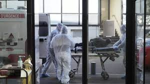 France sees highest number of coronavirus patients going into hospital since April
