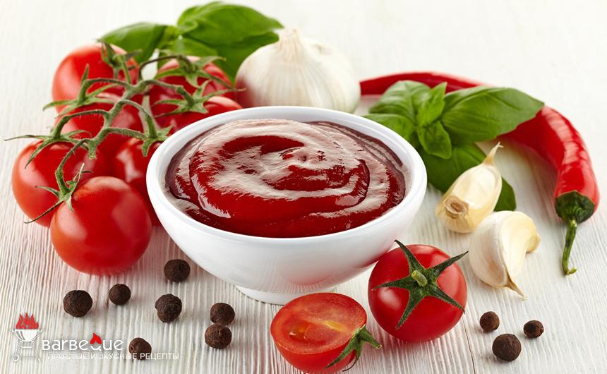 """Соус аппетитный """"томатно-сметанный"""""""