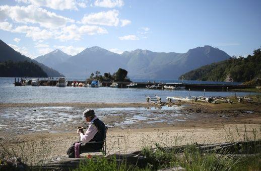 Mapuches rechazan presencia israelí en la Patagonia argentina