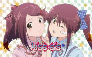 Kiss X sis จูบจุ๊บส์ๆ กับคุณพี่สาว