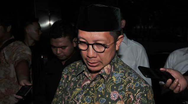 KPK Periksa Lukman Hakim dan Stafnya Terkait Suap Jual Beli Jabatan