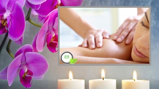 La technique de l'effleurage – Massage bien-être Côte Bleue;