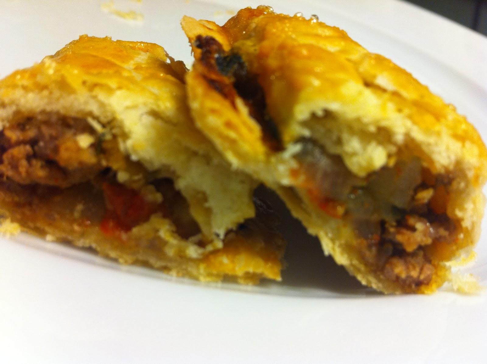 Homemade Hot Pockets Beef Amp Veggie Hand Pie Recipe