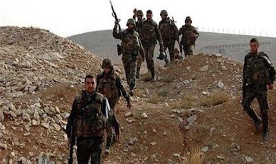 pasukan Assad di homs teir mallah
