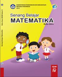 Buku Matematika Guru Kelas 4 k13 2018