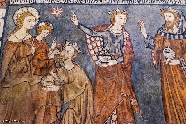 Adoración de los Reyes en San Sebastián de los Caballeros - Toro