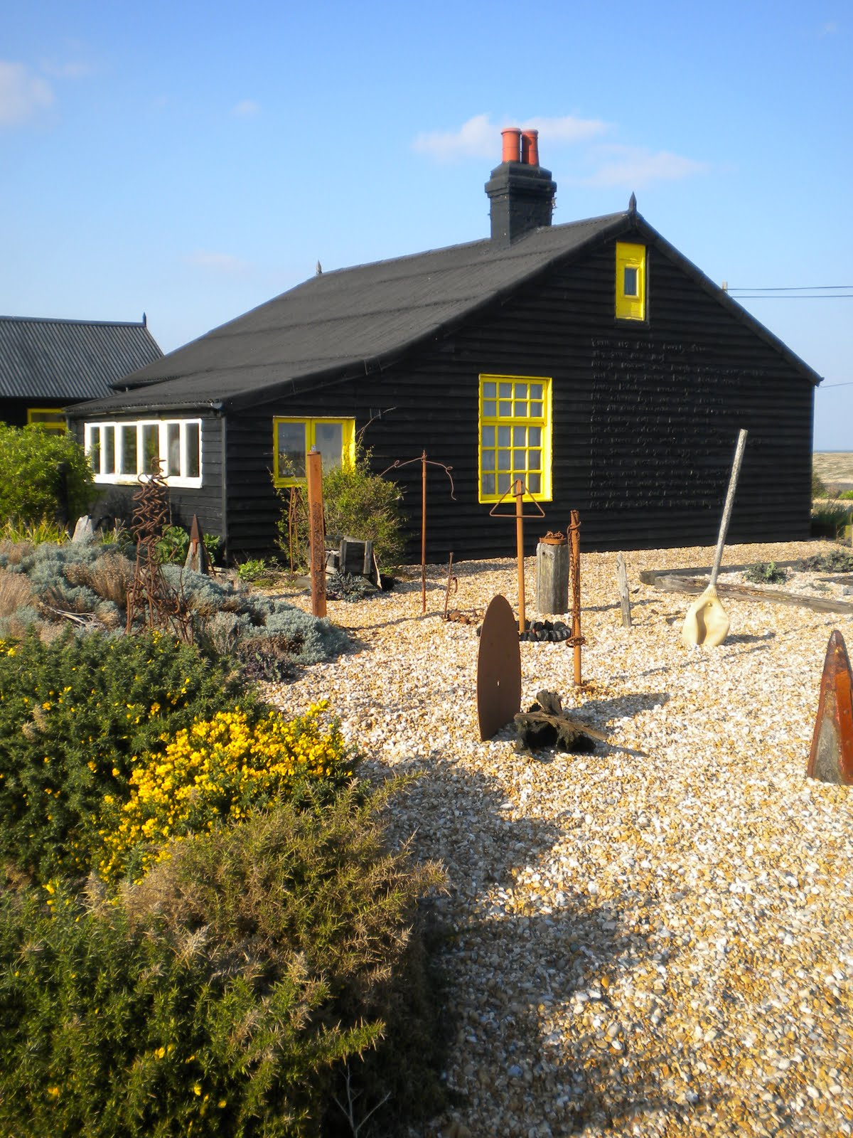 Prospect Cottage And Dungeness
