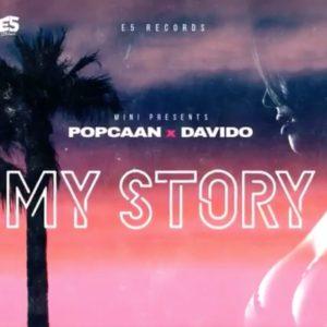 Audio: Popcaan x Davido – My Story