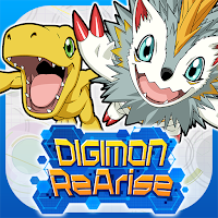 DIGIMON ReArise (High Damage - God Mode) MOD APK