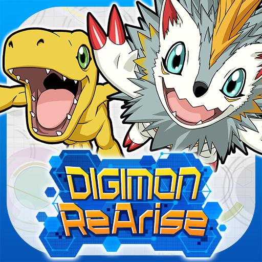 DIGIMON ReArise - VER. 2.0.2 (High Damage - God Mode) MOD APK